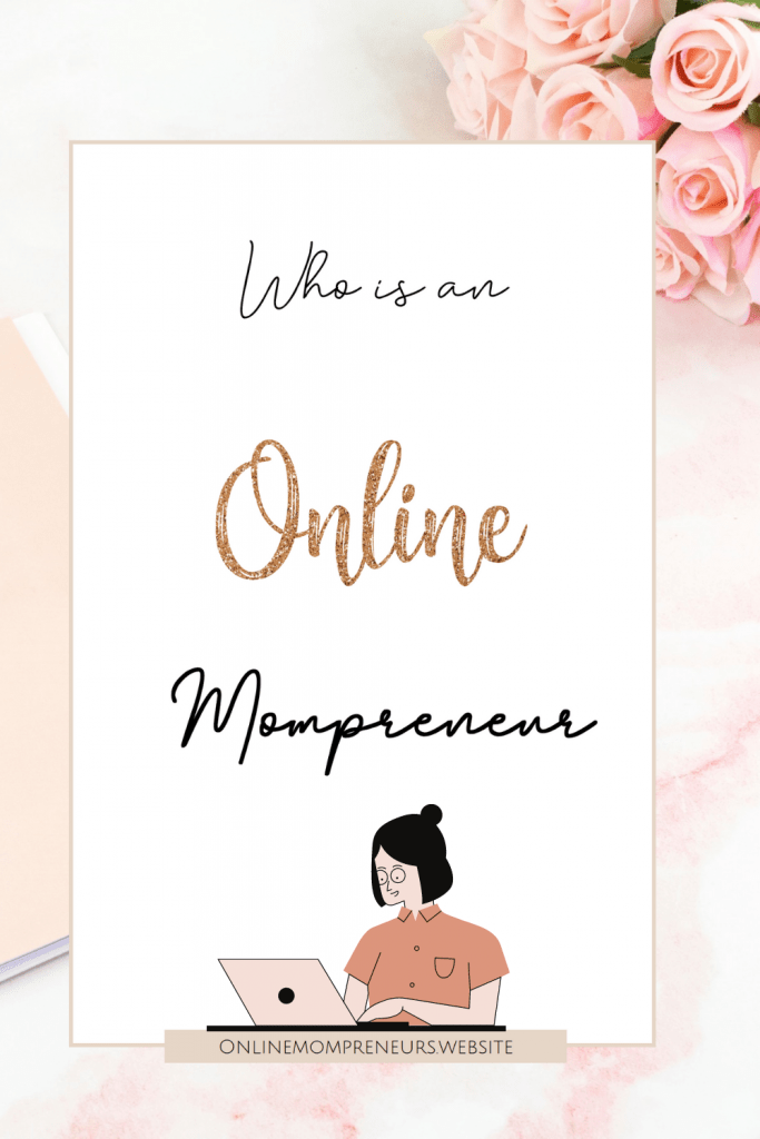 who is an online mompreneur